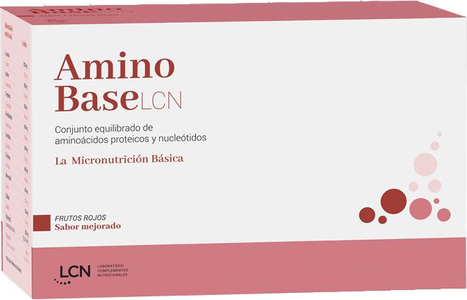 Amino BaseLCN Conjunto equilibrado de aminoácidos proteicos y nucleótidos