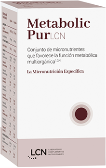 Metabolic PurLCN packaging