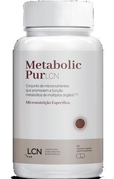 Metabolic PurLCN packaging